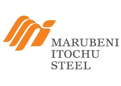 伊藤忠丸紅鉄鋼株式会社ロゴ