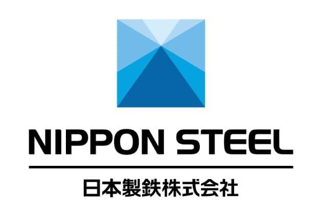 日本製鉄(旧新日鐵住金) ロゴ
