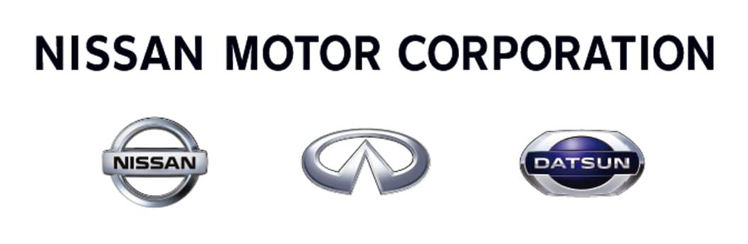 日産自動車 ロゴ