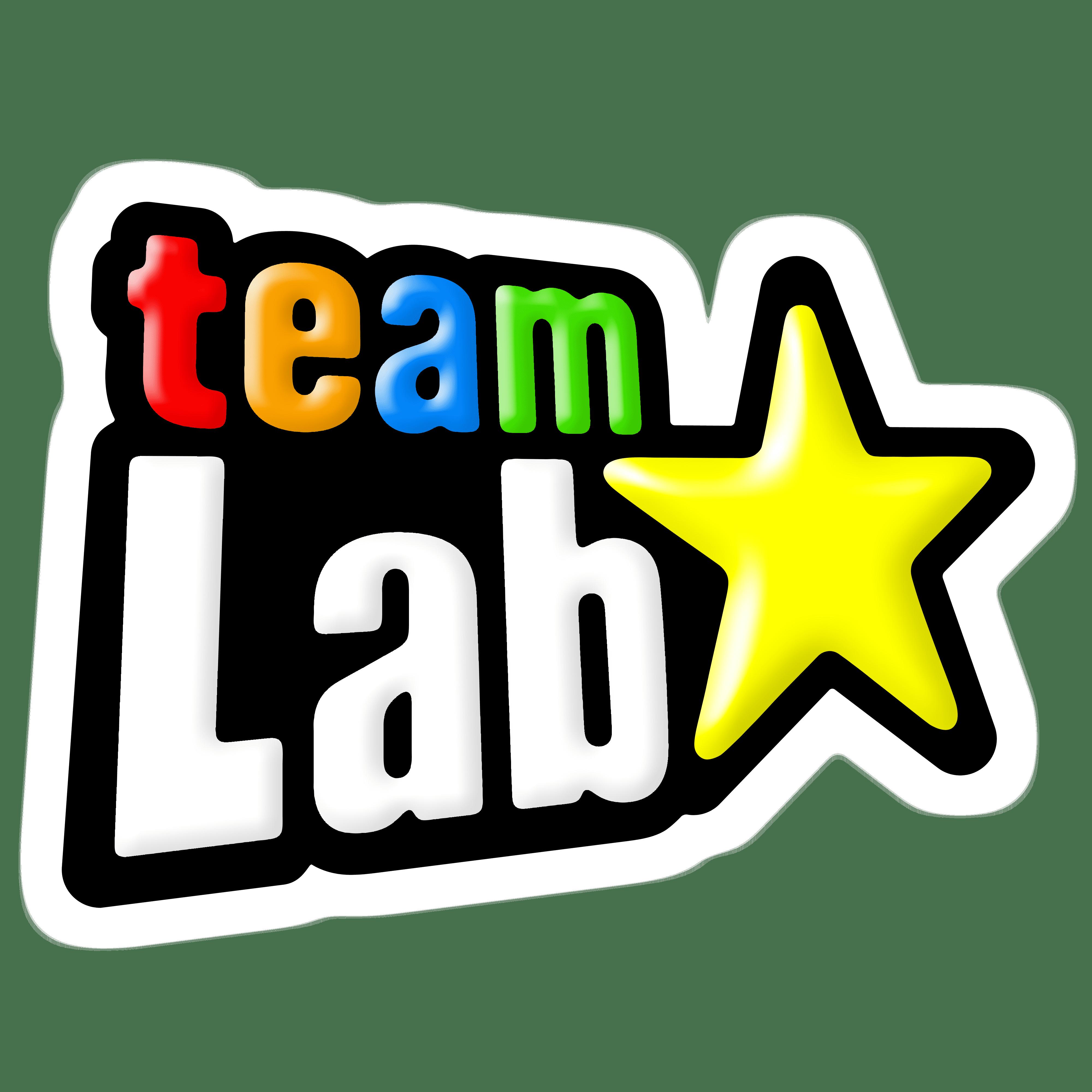 チームラボ株式会社ロゴ